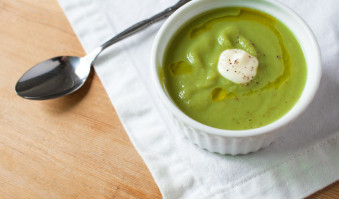 Chilled-Pea-Soup