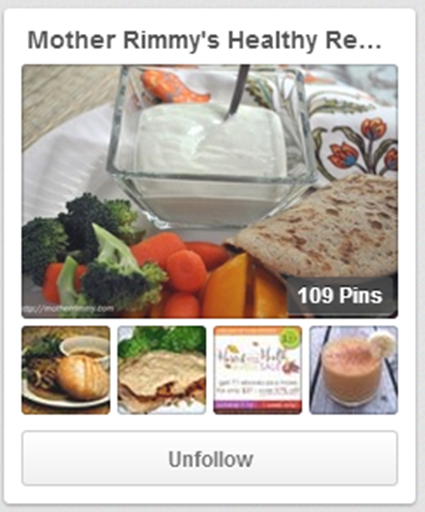 Mother Rimmy-pinterest