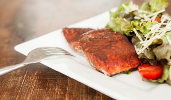 Cocoa Salmon recipe