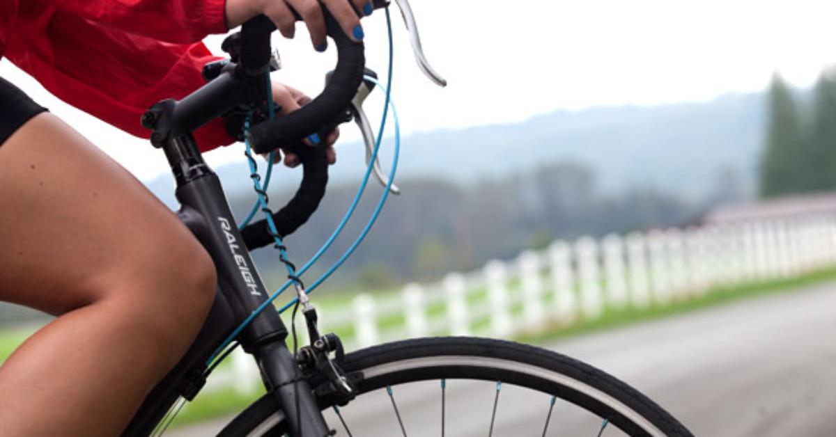 build bicycling endurance